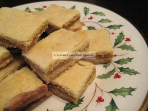 Apricot Shortbread Bars