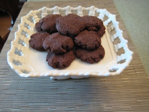 Peggy's Chocolate Cookies