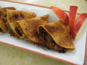 Apple tortilla Pastries (2)
